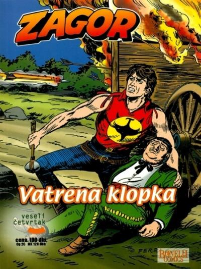 Zagor Vatrena Klopka