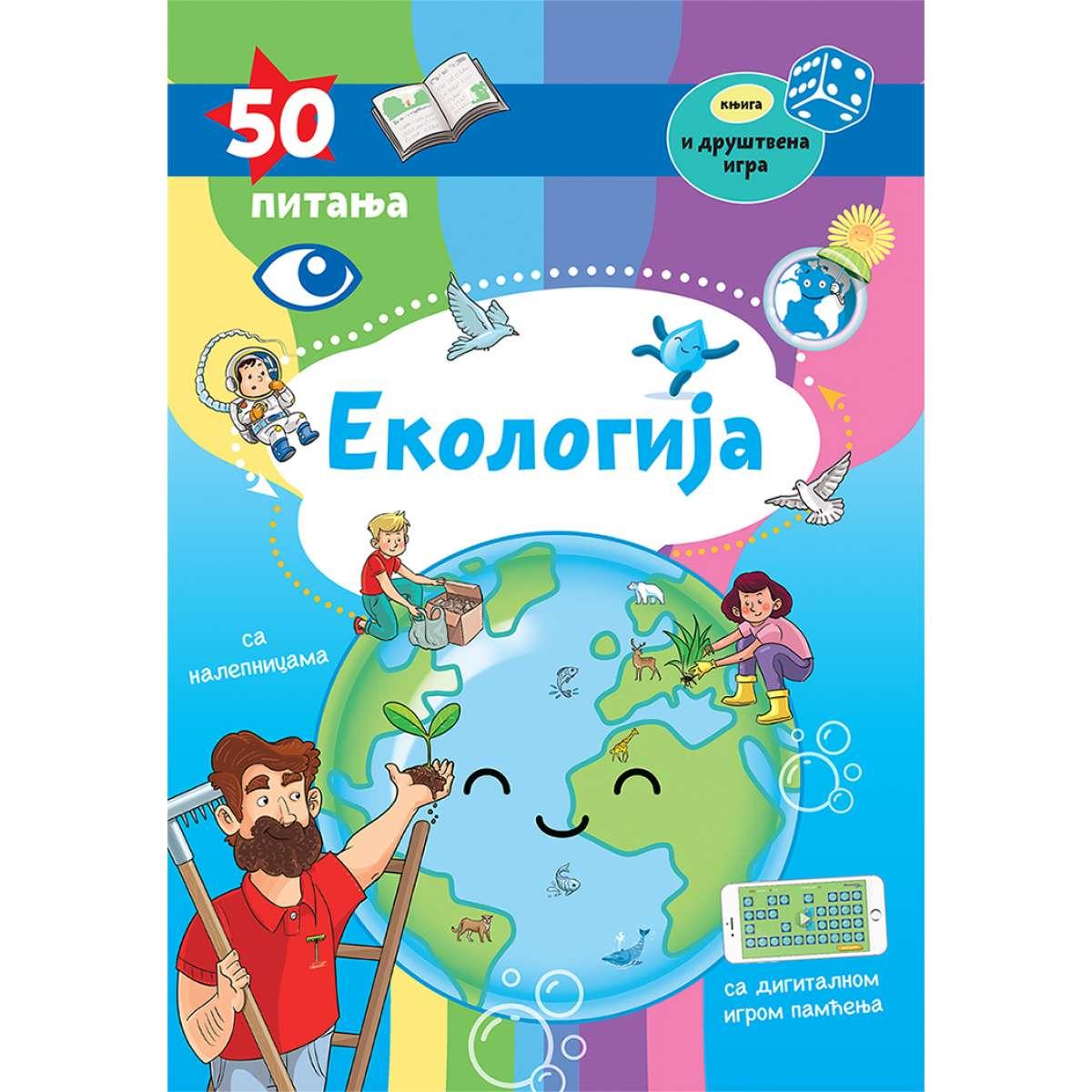 50 PITANJA – EKOLOGIJA