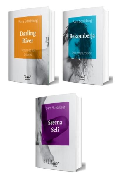 Akcija 3 Knjige Sare Stridsberg