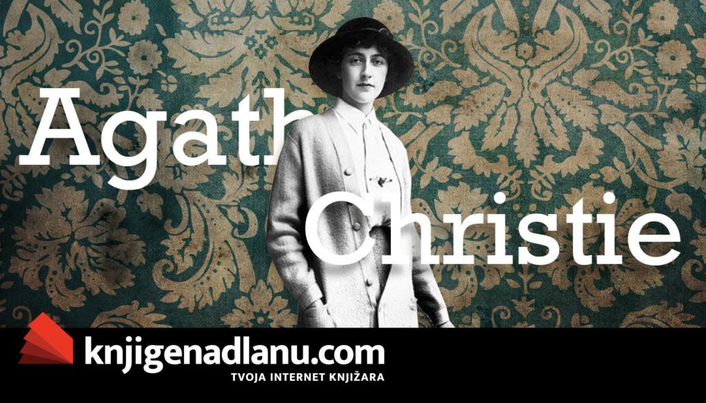 Agata Kristi engleska spisateljica, kraljica misterije