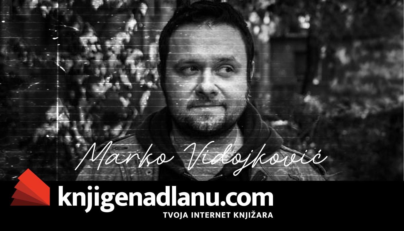 Marko Vidojković bez kompromisa u književnosti i u životu