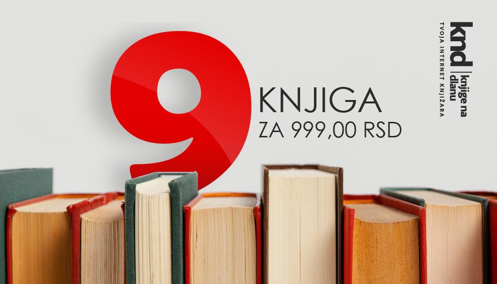 9 Knjiga Za 999
