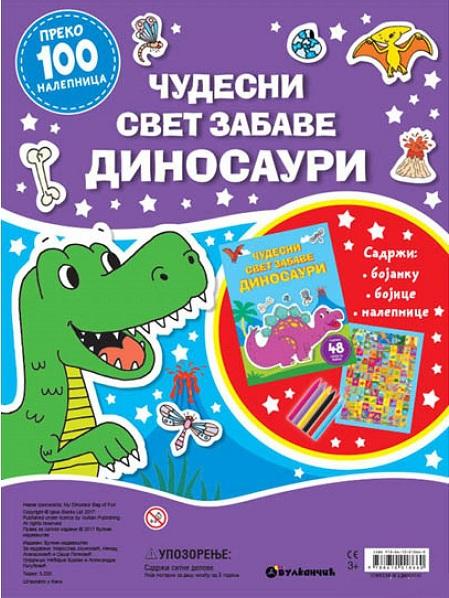 Čudesni Svet Zabave Dinosauri