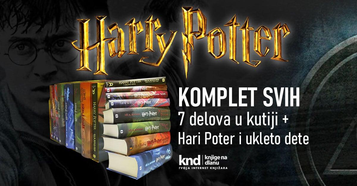 Hari Poter Komplet